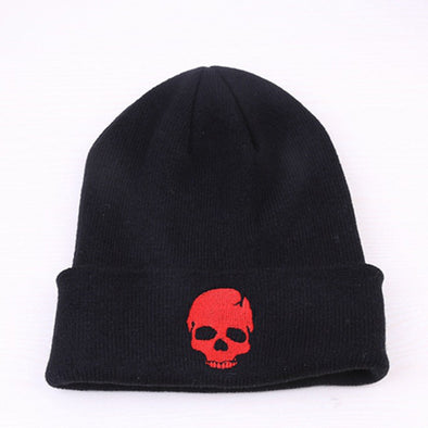 Skull Beanie - Threads Unknown