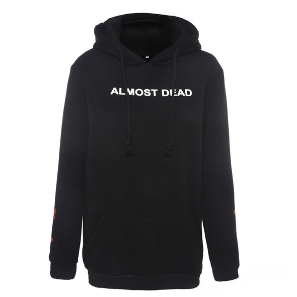 Almost Dead Hoodie - Threads Unknown