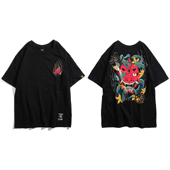 Demon serpent Shirt - Threads Unknown