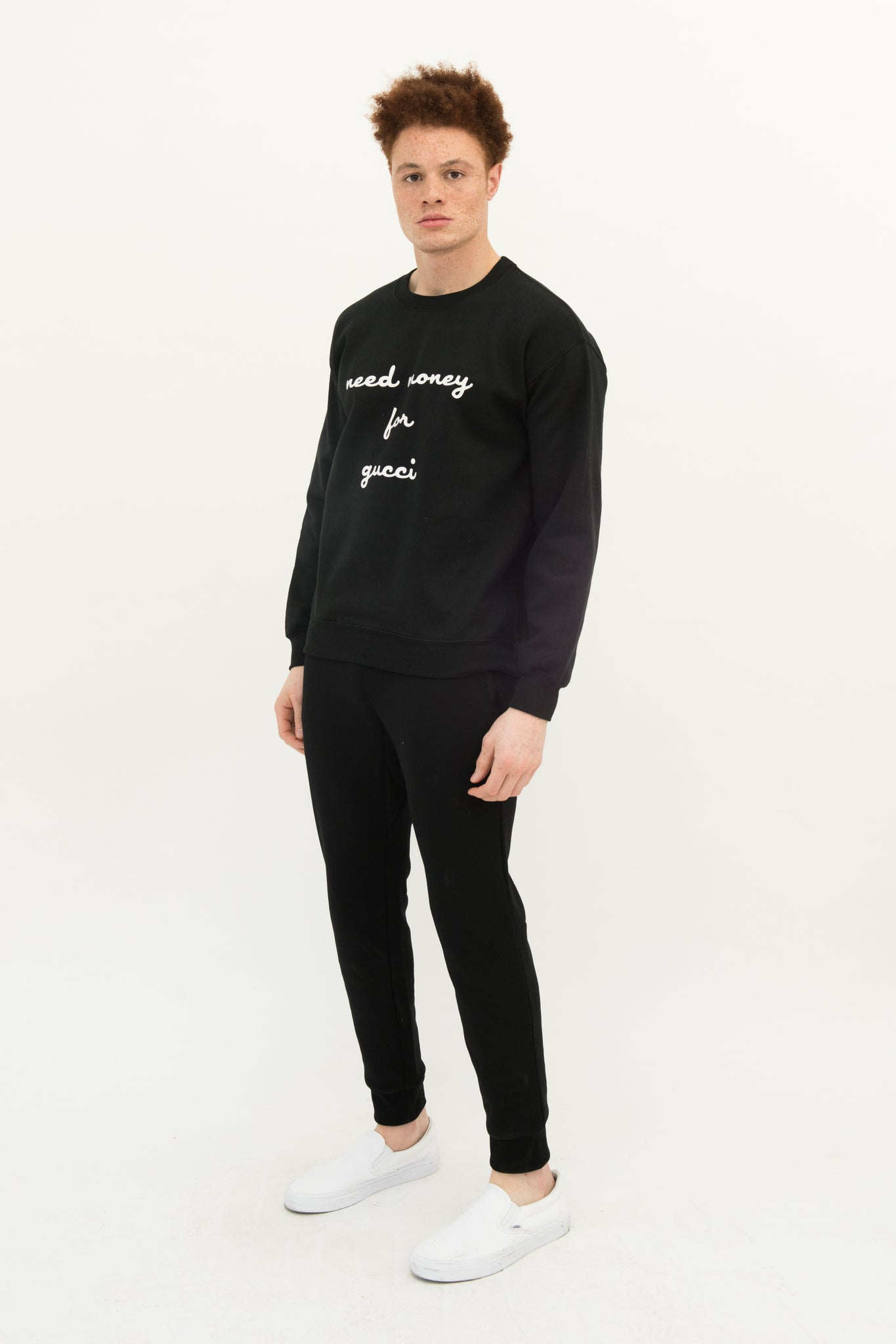 Need Money for Gucci Sweatshirt