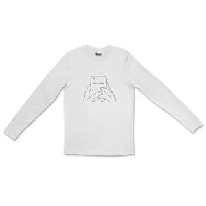 It's a Video Long Sleeve Shirt Unisex