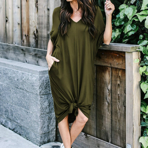 knot too shabby dress