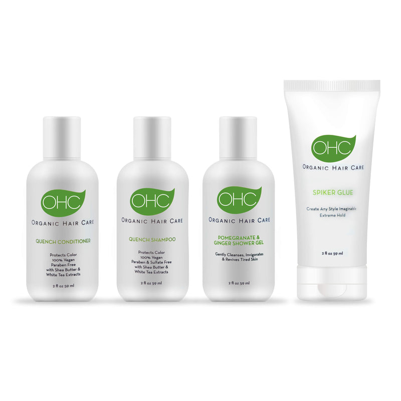 Travel Pack - Organic Hair Care Inc