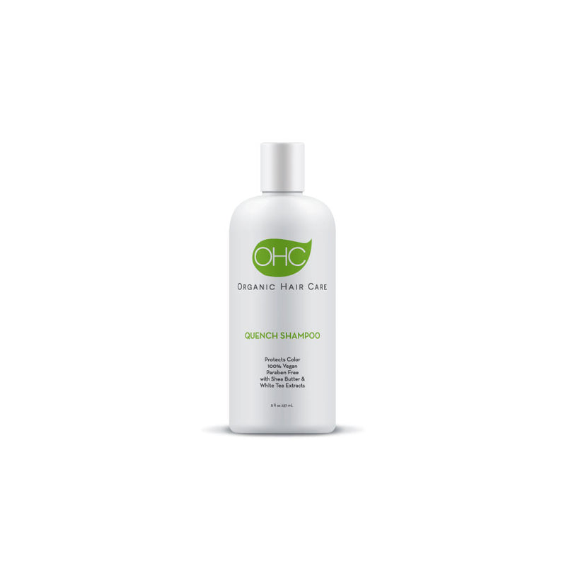 Quench Shampoo - Organic Hair Care Inc