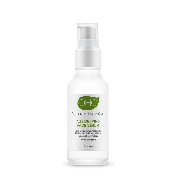 Age Defying Face Serum - Organic Hair Care Inc