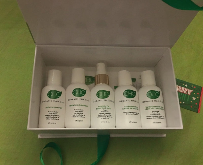 OHC Gift box - Organic Hair Care Inc