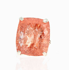Imperial Topaz Sterling Silver Ring