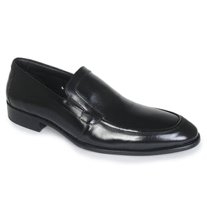 Slip-On Leather Formal Shoes