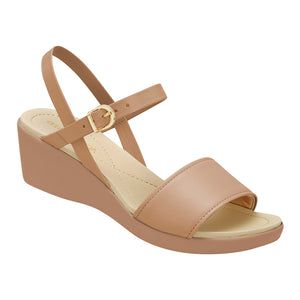 Azaleia Strap Wedge Sandals