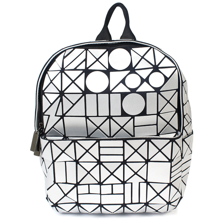 G&G Tiled Backpack Bag
