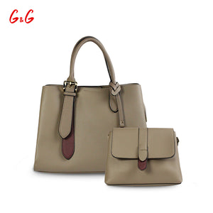 G&G 2 in 1 Top Handle Sling Bag