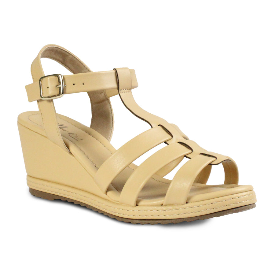 Mia's Closet Women's Wedge Sandals OMC 7179-51531