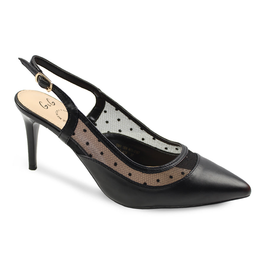 G&G Slingback Heel Shoes