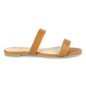 G&G Slip-On Flat Sandals