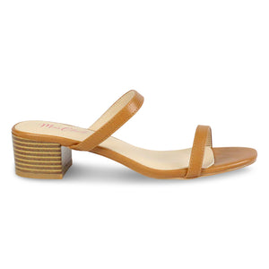 G&G Block Heeled Sandals