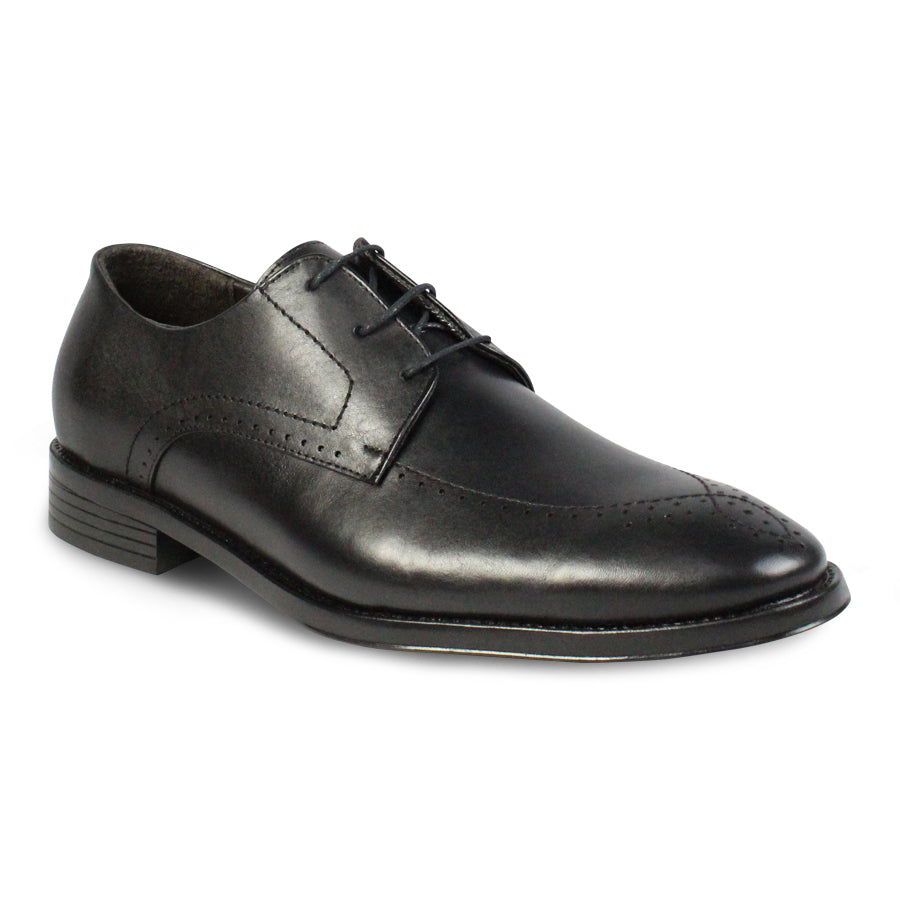Brogue Oxford Lace-Up Shoes