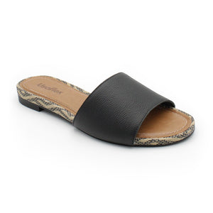 Usaflex Slip-On Flats Sandals