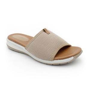 Usaflex Slip-On Wedge Sandals