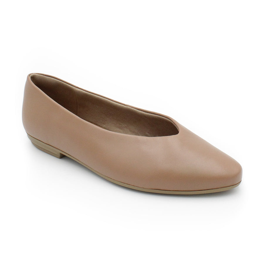 Usaflex Pointed Toe Ballet Flats