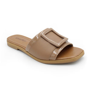 Usaflex Slip-On Flat Sandals
