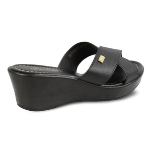 Mia's Closet Women's Wedge Sandals OVS 1219-11857