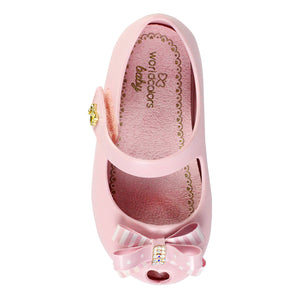 Kids Jelly Ballet Flats