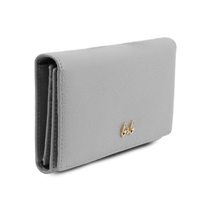 G&G Tri-Fold Long Snap Wallet