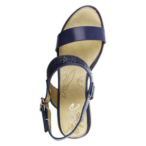 G&G Slingback Wedge Sandals