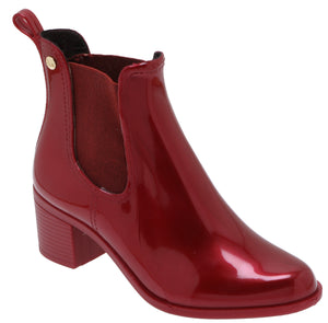 Jelly Ankle Boots