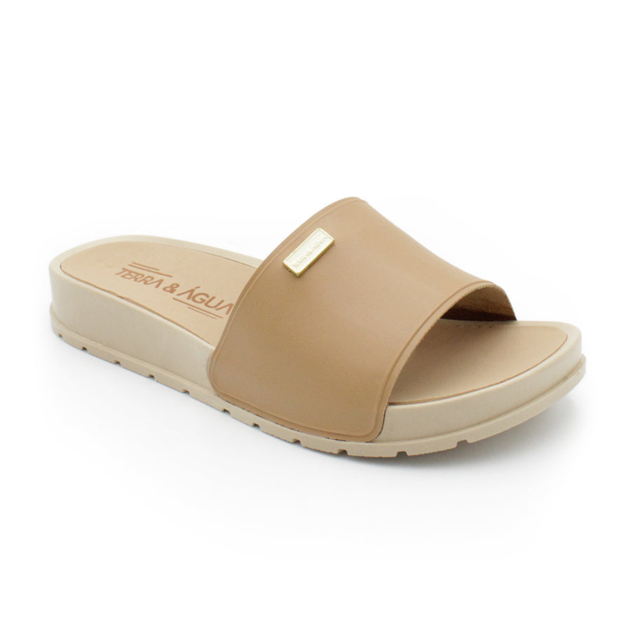 Terra & Agua Jelly Wedge Sandals
