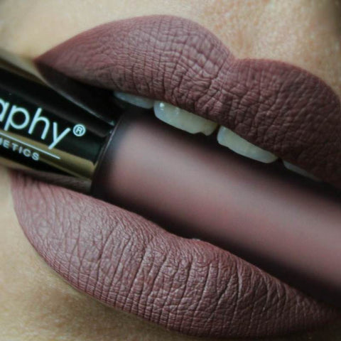 BODYOGRAPHY Lip Lava Liquid Lipstick - Ash