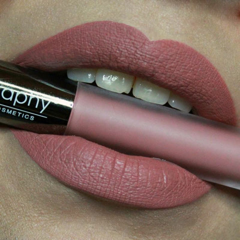 BODYOGRAPHY Lip Lava Liquid Lipstick - In the Buff