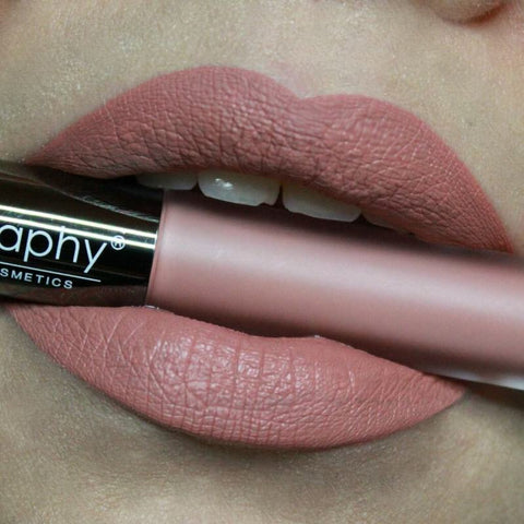 BODYOGRAPHY Lip Lava Liquid Lipstick - Exposed