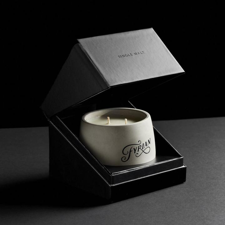 FYRIAN Single Malt Candle