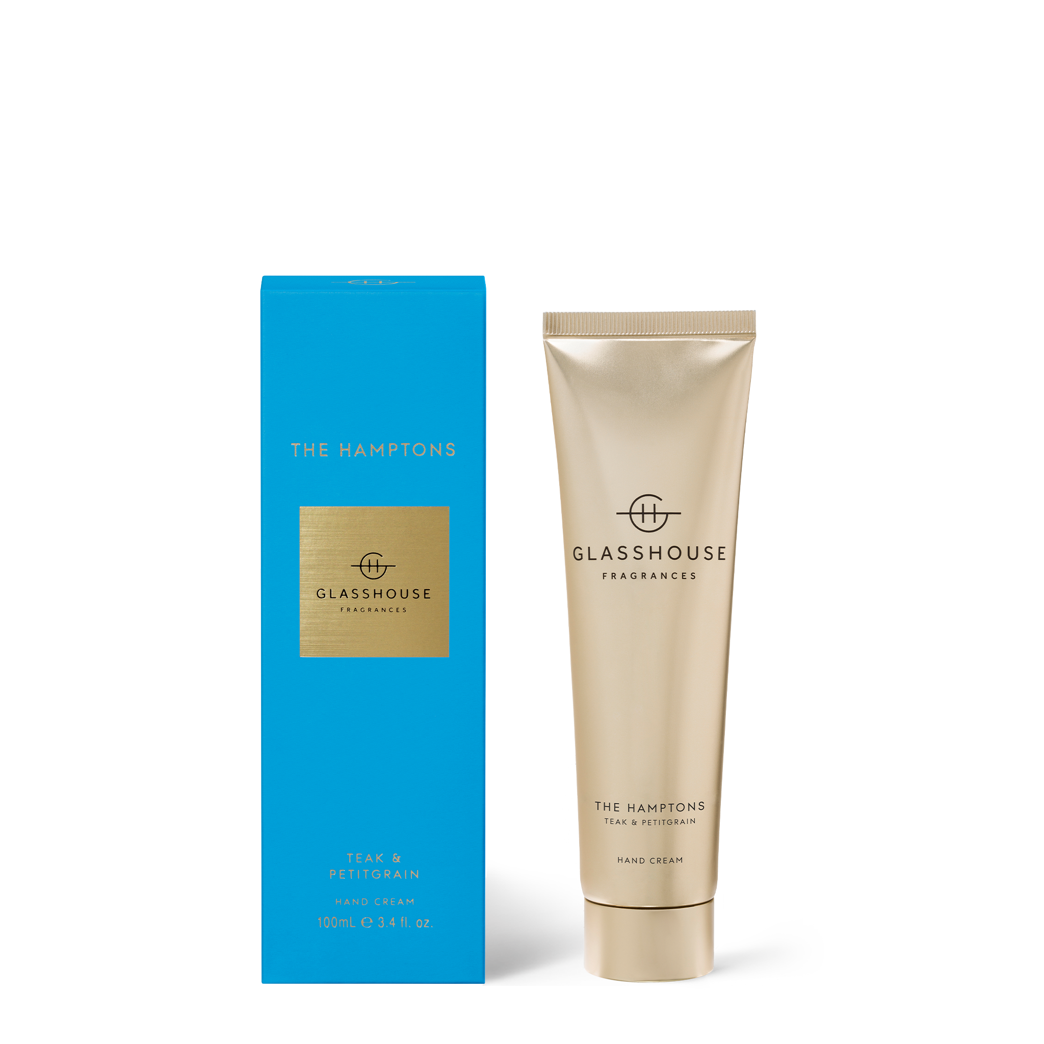 GLASSHOUSE FRAGRANCES The Hamptons Hand Cream 100ml