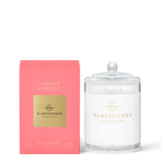 GLASSHOUSE FRAGRANCES Forever Florence 380g Candle
