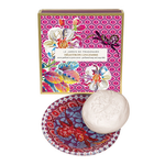 FRAGONARD Heliotrope Gingembre Soap and Soap Dish