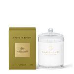 GLASSHOUSE FRAGRANCES Kyoto In Bloom 380g Candle