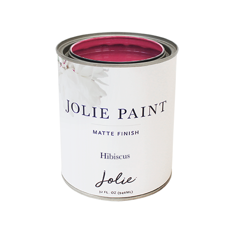 JOLIE PAINT Hibiscus Quart 946ml