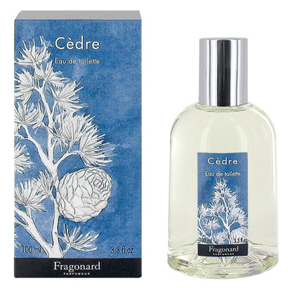 FRAGONARD Cedre Eau De Toilette 100ml