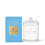 GLASSHOUSE FRAGRANCES The Hamptons 380g Candle