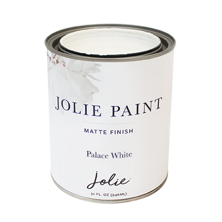 JOLIE PAINT Palace White