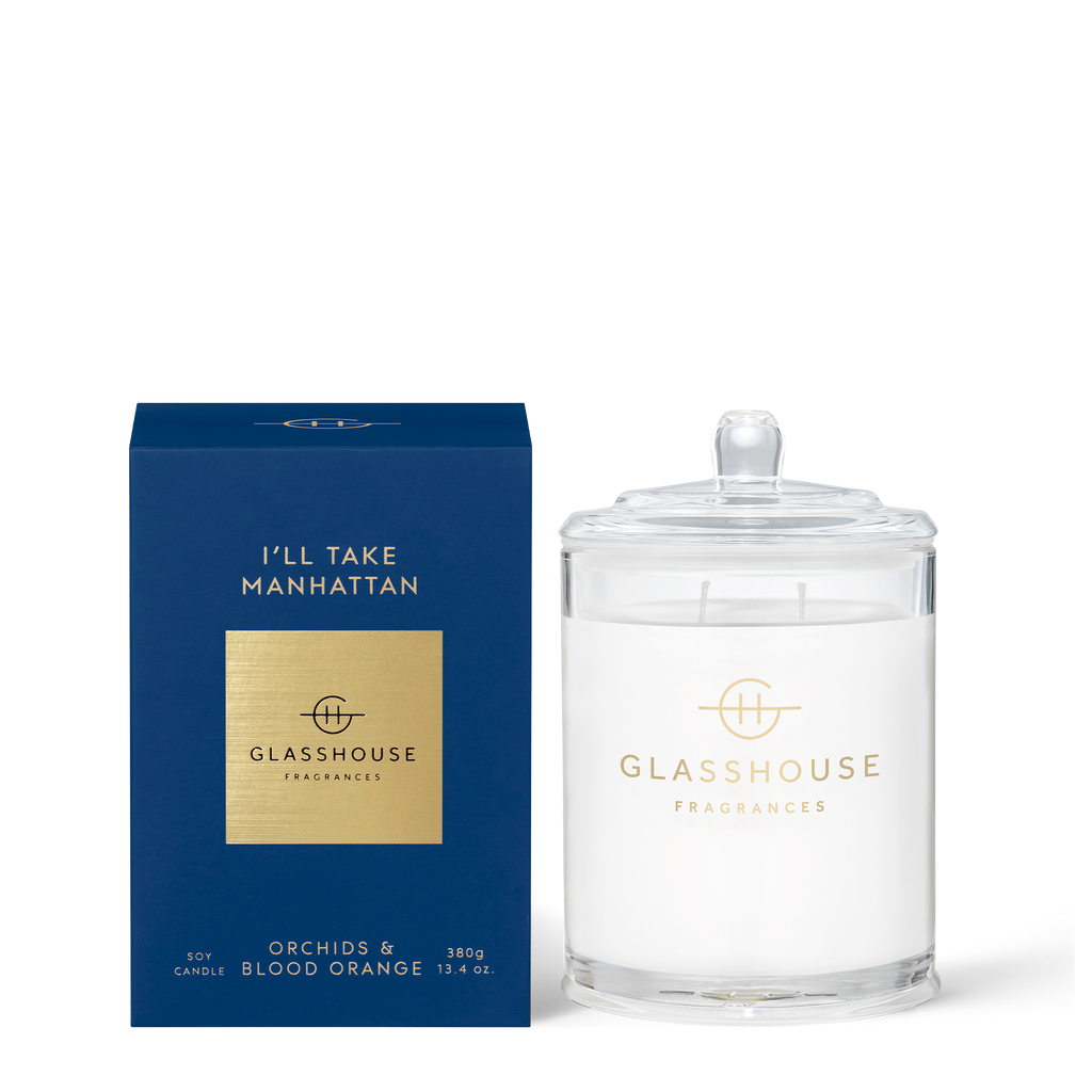 GLASSHOUSE FRAGRANCES I'll Take Manhattan