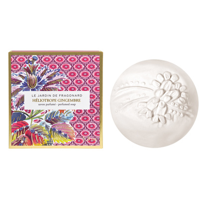 FRAGONARD Heliotrope Gingembre Soap 150gm
