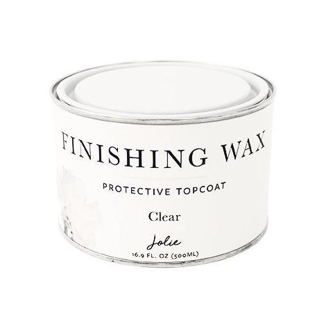 JOLIE PAINT Clear Finishing Wax