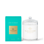 GLASSHOUSE FRAGRANCES Lost in Amalfi 380g Candle