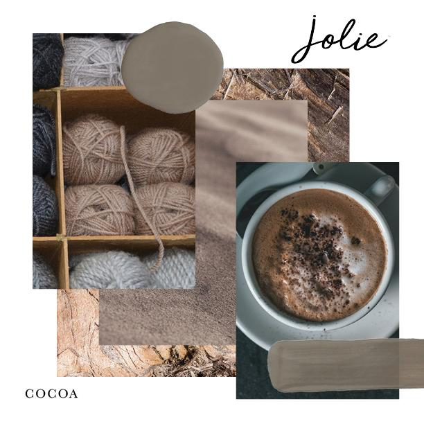 JOLIE PAINT Cocoa Quart 946ml