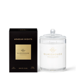 GLASSHOUSE FRAGRANCES Arabian Nights 380g Candle