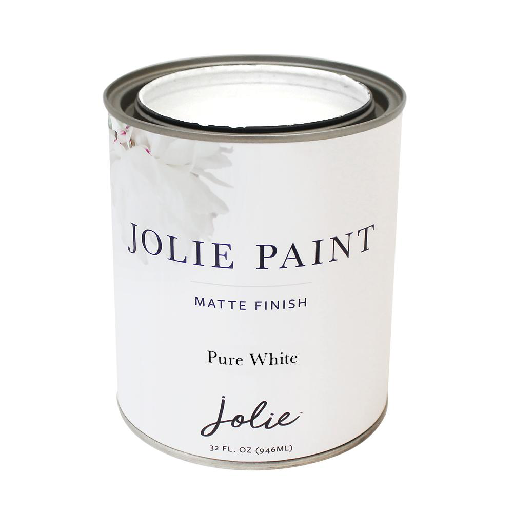 JOLE PAINT Pure White Quart 946ml
