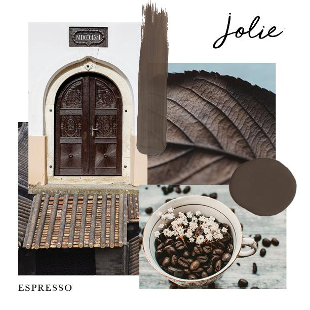 JOLIE PAINT Espresso Quart 946ml